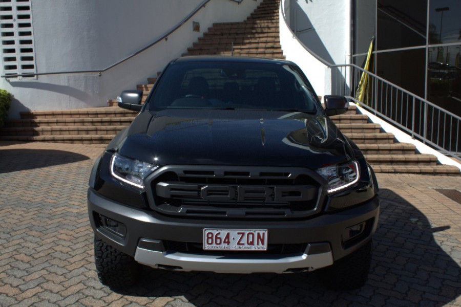 2019 MY20.25 Ford Ranger PX MkIII 2020.2 Raptor Utility