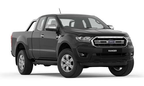 2019 Ford Ranger PX MkIII 4x4 XLT Super Cab Pick-up Utility