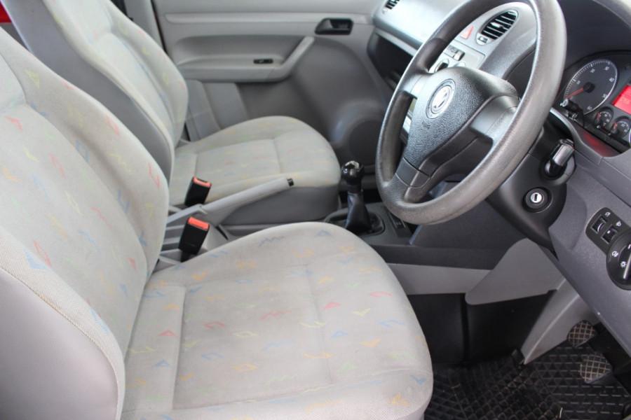 2008 Volkswagen Caddy 2KN 2KN Van Image 9