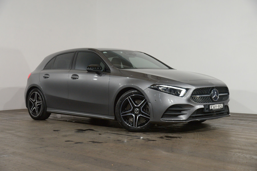 2019 Mercedes-Benz A250 4matic