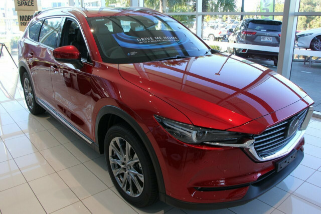2020 Mazda CX-8 KG Asaki Suv Mobile Image 1