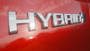 Corolla Full power, hybrid efficiency