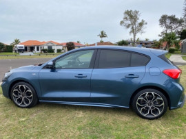 2019 MY20.25 Ford Focus SA Titanium Hatch