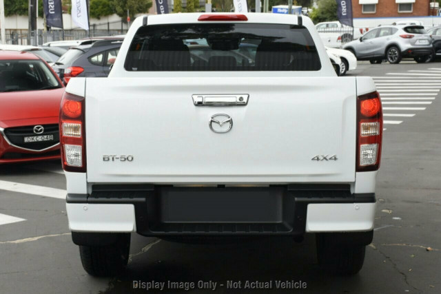 2020 MY21 Mazda BT-50 TF XTR 4x4 Pickup Utility Mobile Image 19