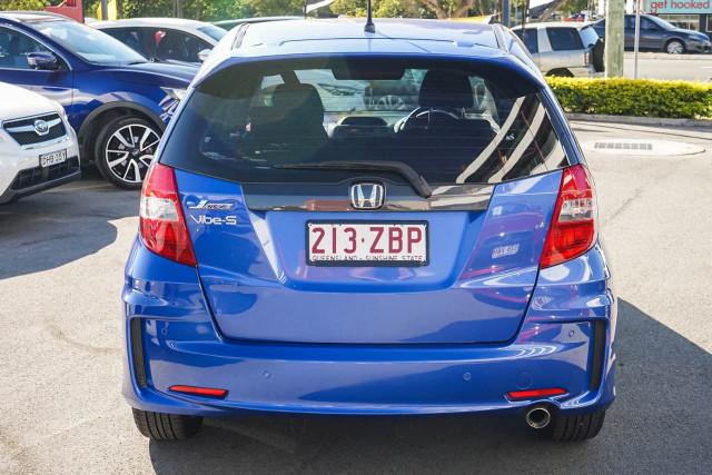 2013 Honda Jazz GE MY13 Vibe-S Hatchback Image 3