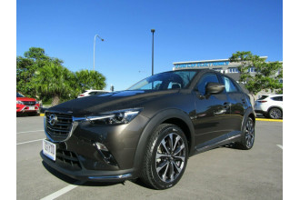 2018 Mazda CX-3 DK4W7A sTouring SKYACTIV-Drive i-ACTIV AWD Suv Image 3