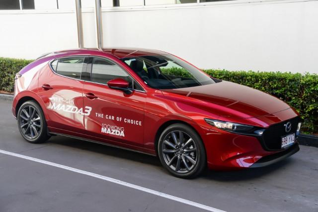 2019 Mazda 3 BP G25 GT Hatch Hatch Image 5