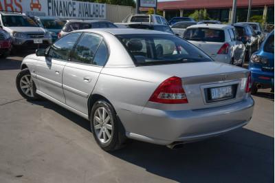 2003 Holden Berlina VY Sedan Image 4