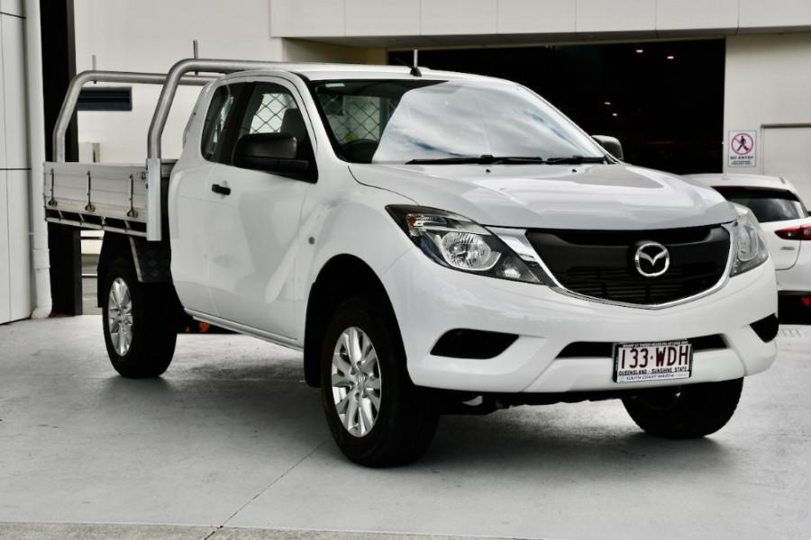 2015 Mazda BT-50 UP0YF1 XT Ute