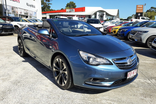 2015 MY16 Holden Cascada CJ  Convertible