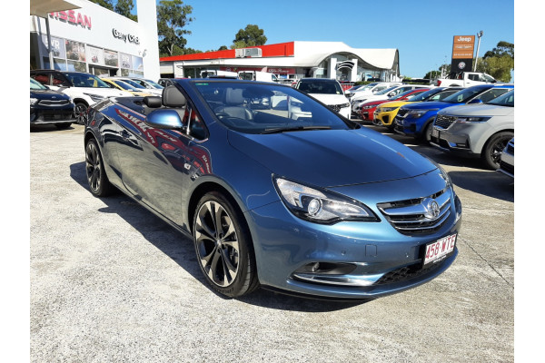 2015 MY16 Holden Cascada CJ  Convertible Image 3