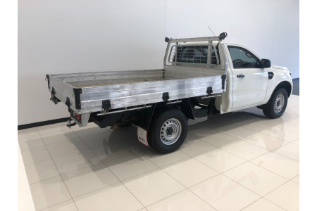 2016 Ford Ranger PX MkII Turbo XL Cab chassis Image 4