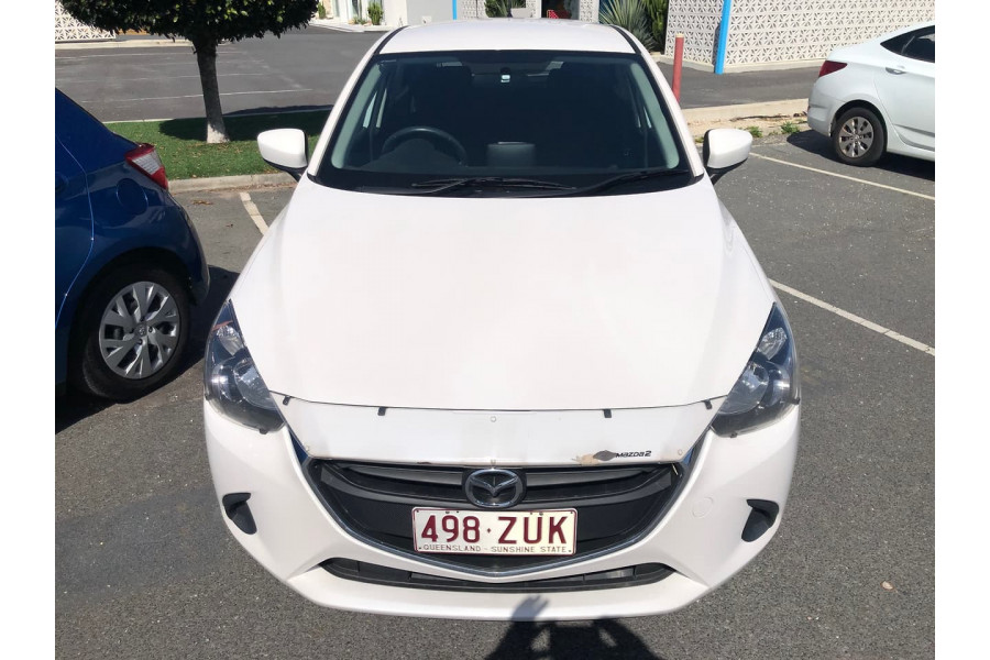 2015 Mazda 2 DJ Series Maxx Hatchback