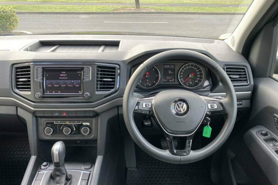 2019 MYV6 Volkswagen Amarok 2H V6 Core Utility