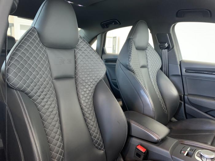 2015 Audi S3 8V MY15 Sedan Image 9