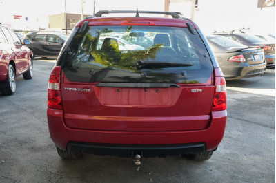 2009 Ford Territory SY SR Wagon Image 4
