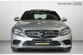 2020 MY50 Mercedes-Benz C-class W205 800+050MY C200 Sedan Image 3