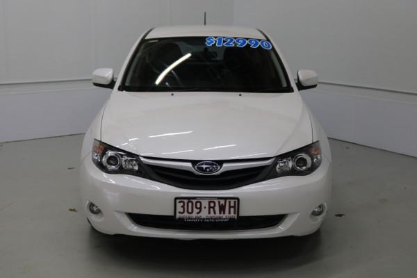 2011 Subaru Impreza G3 MY11 R Hatchback Image 2