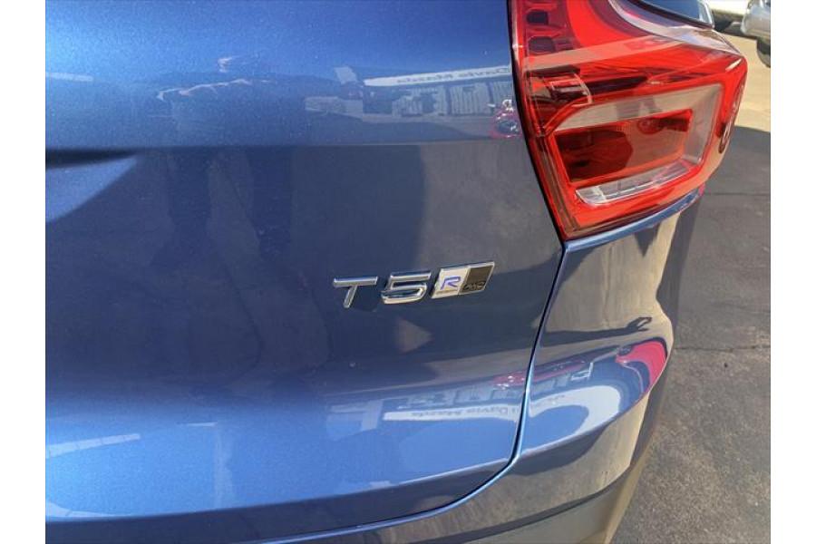 2018 MY19 Volvo Xc40 XZ  T5 T5 - R-Design Suv