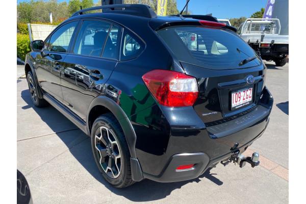 2013 Subaru Xv G4X  2.0i Suv Image 4