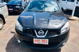 2010 MY09 Nissan DUALIS J10  Ti Hatchback
