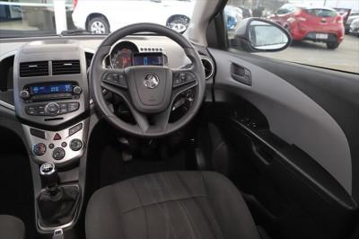 2016 Holden Barina TM MY16 CD Hatchback