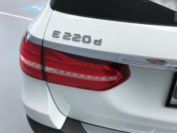 2018 MY09 Mercedes-Benz E-class S213 809MY E220 d Wagon Image 5