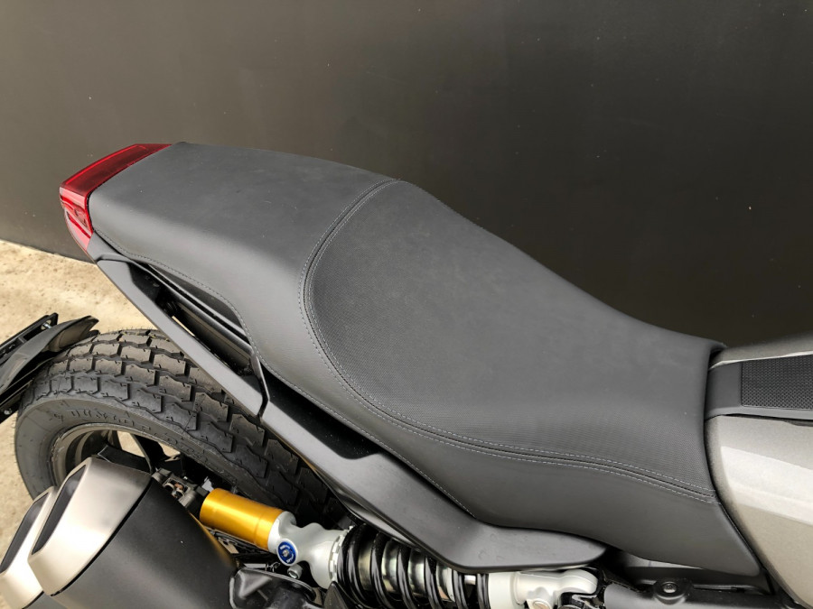 2020 Indian FTR 1200 S Motorcycle Image 9