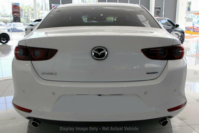 2020 Mazda 3 BP G25 Astina Sedan Sedan Mobile Image 4