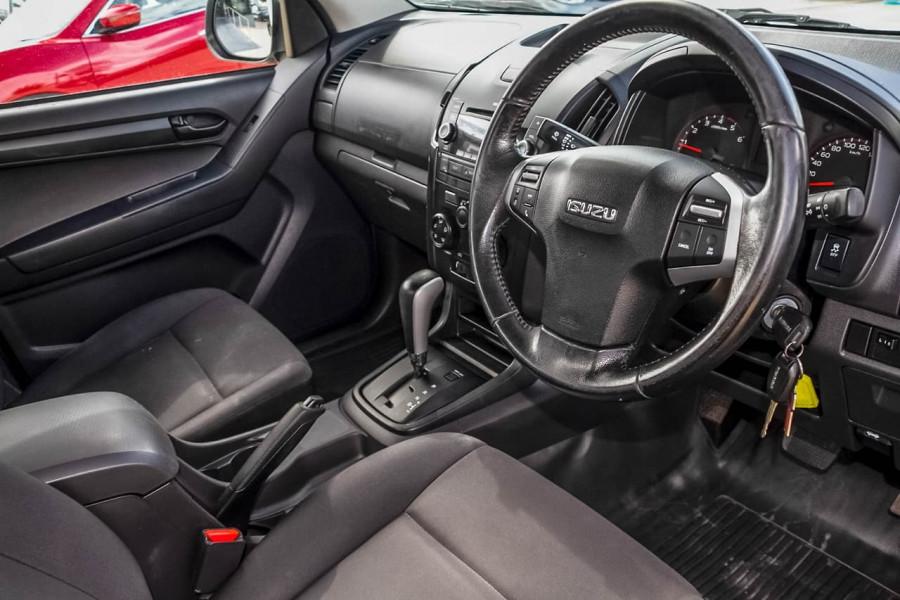 2015 Isuzu Ute D-MAX (No Series) MY15 SX High Ride Cab chassis Image 6