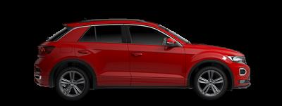 New Volkswagen T-Roc