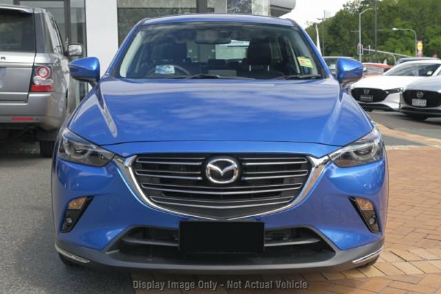 2019 MY0  Mazda CX-3 DK sTouring Suv Image 4