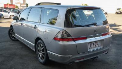 2007 Honda Odyssey 3rd Gen MY07 Luxury Wagon