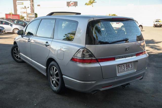 2007 Honda Odyssey 3rd Gen MY07 Luxury Wagon Image 4