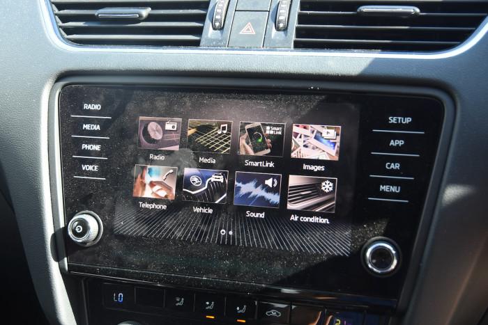 2019 Skoda Octavia NE Sedan Sedan Image 17