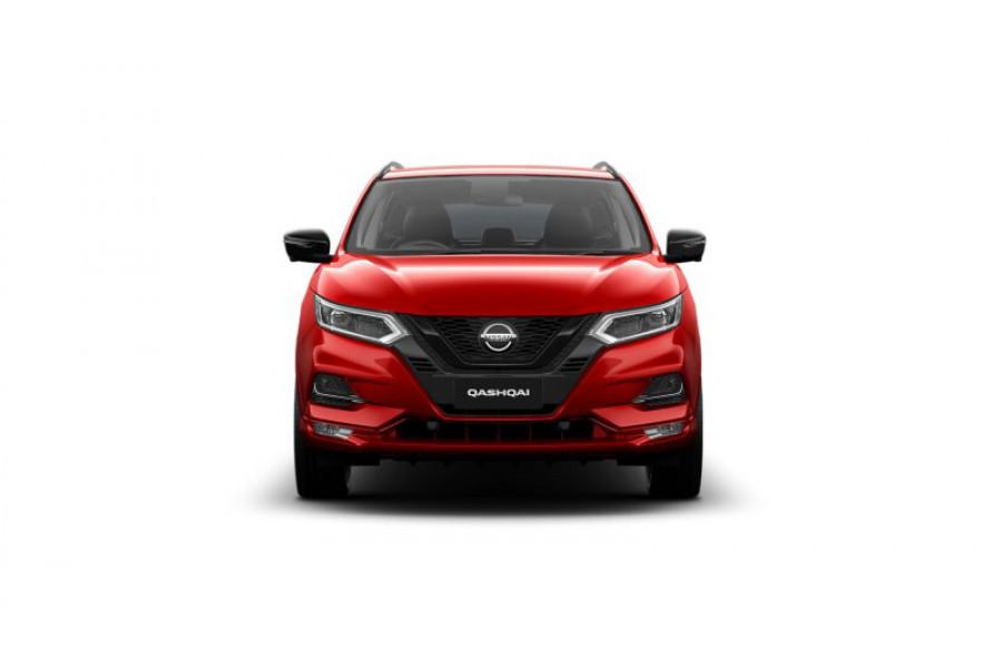 2021 MY0  Nissan QASHQAI J11 Series 3 Midnight Edition Suv
