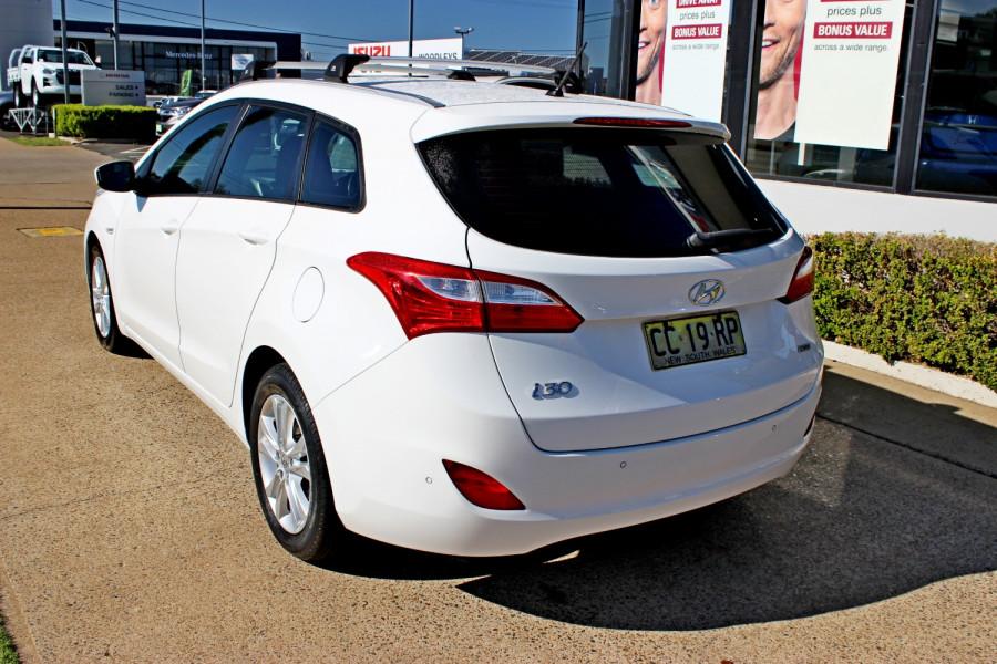 2014 Hyundai I30 Active Wagon Image 6