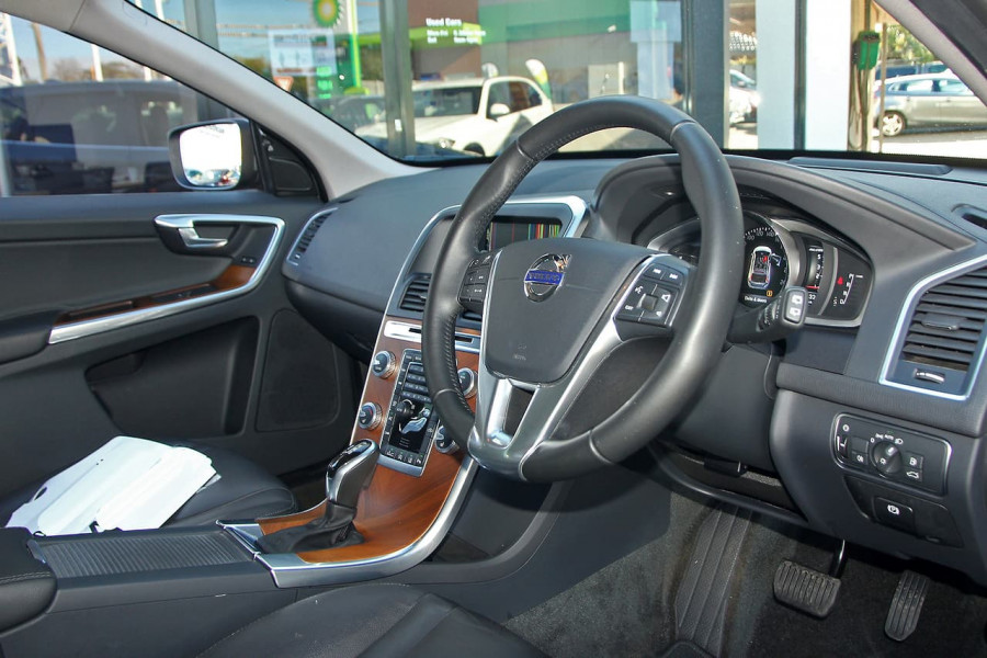 2015 Volvo XC60 (No Series) MY16 D4 Luxury Suv