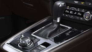 CX-8 Luxury and technology come together