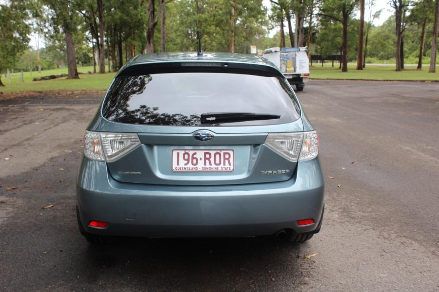 2011 Subaru Impreza G3  R Special Ed Hatchback Image 7