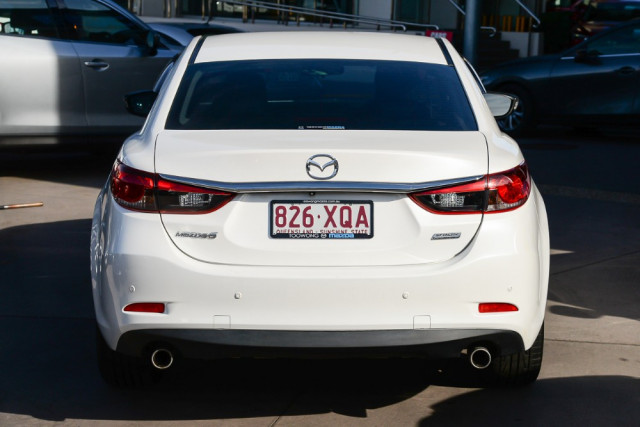 2014 Mazda 6 GJ1031 Touring Sedan Image 4