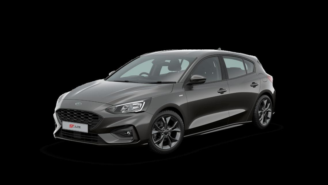 2019 MY20.25 Ford Focus SA ST-Line Hatch Hatchback Image 8