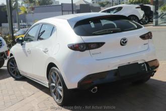 2020 Mazda 3 BP G25 Evolve Hatch Hatchback image 3