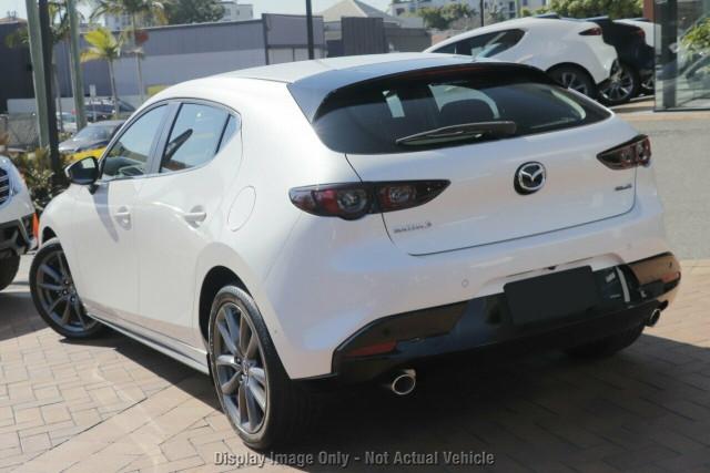 2020 Mazda 3 BP G25 Evolve Hatch Hatchback Mobile Image 3