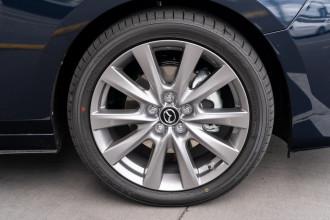 2021 Mazda 3 BP G25 Evolve Sedan Sedan image 23