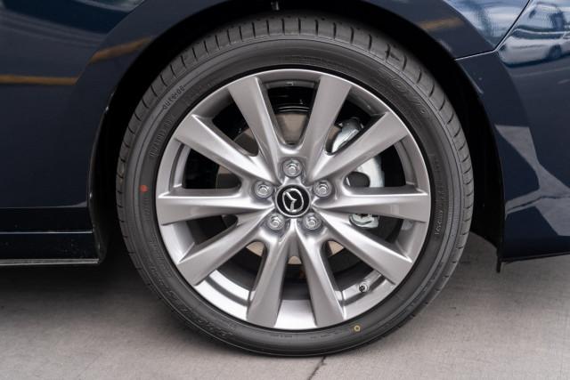 2021 Mazda 3 BP G25 Evolve Sedan Sedan Mobile Image 23