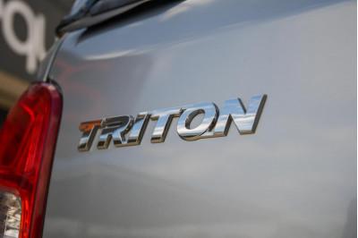 2016 Mitsubishi Triton MQ MY17 GLS Utility Image 5
