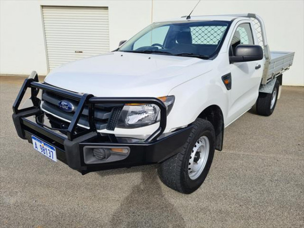 2015 Ford Ranger PX XL Cab chassis - single cab