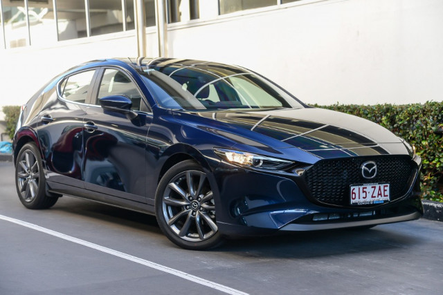 2019 Mazda 3 BP G20 Evolve Hatch Hatch
