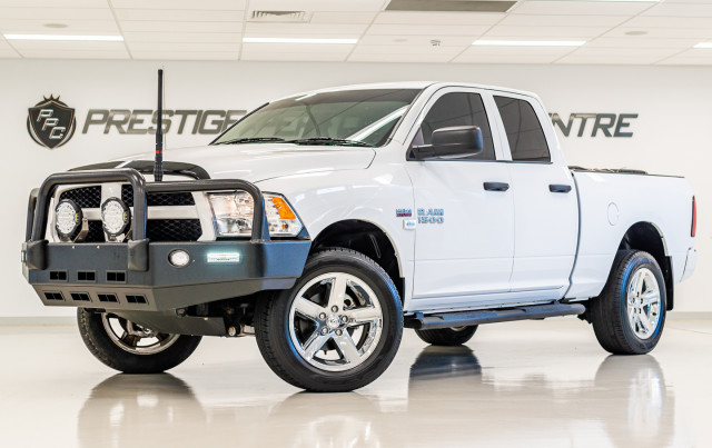 2019 Ram 1500 DS  Express Utility Image 1